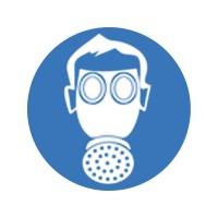 Работать в средствах индивидуальной защиты органов дыхания