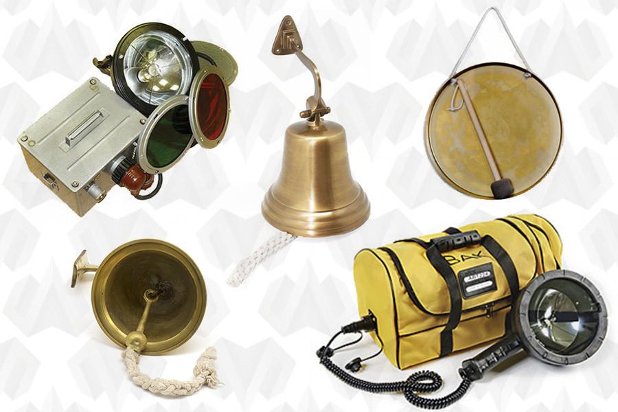 Звуковые средства связи и сигнализации