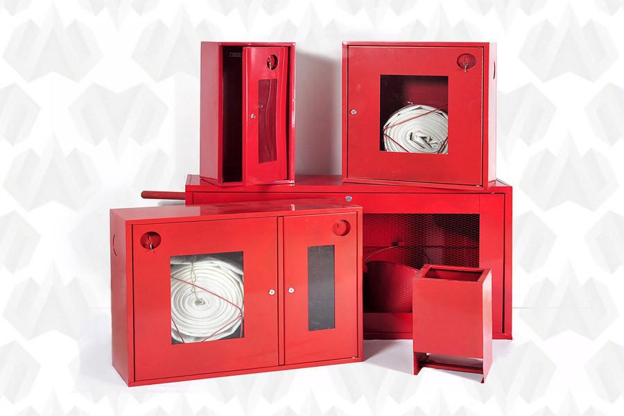 Морские пожарные шкафы и контейнеры
