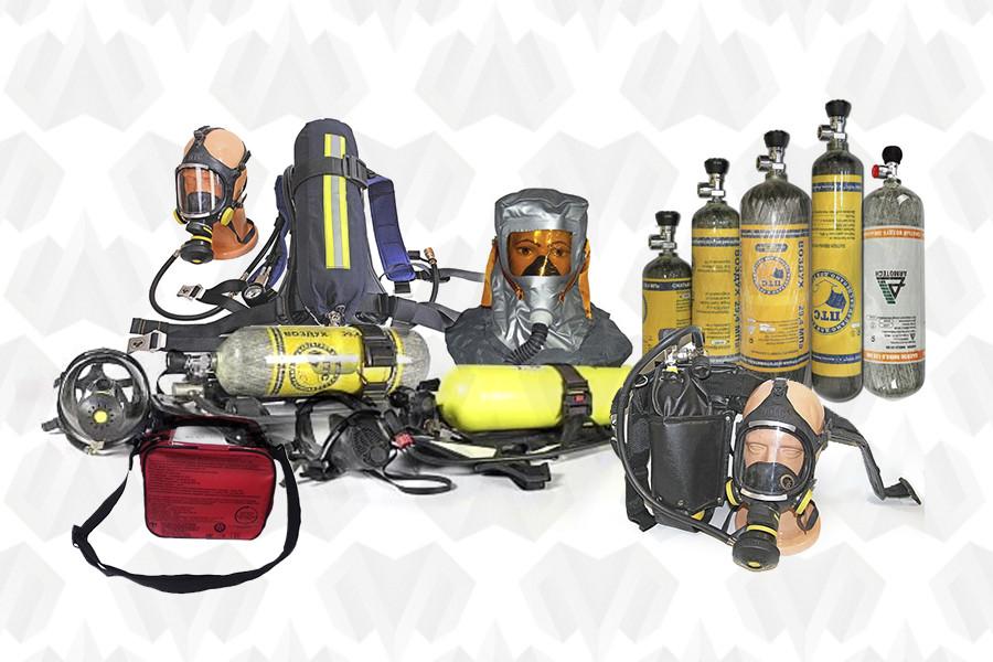 Воздушно-дыхательные аппараты