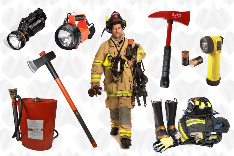 Снаряжение и боевая одежда пожарных