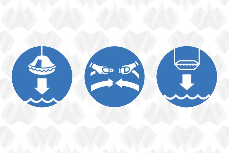 Предписывающие знаки и символы ИМО