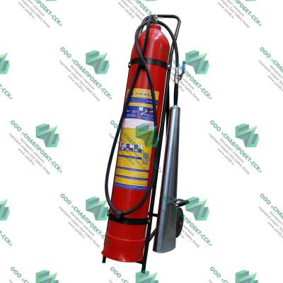 Огнетушитель углекислотный ОУ-25 ВСЕ