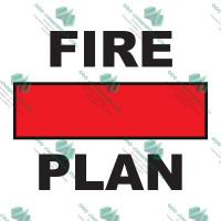 Схема противопожарной защиты