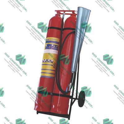 Огнетушитель углекислотный ОУ-50 ВСЕ