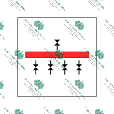 Клапаны системы водораспыления